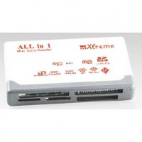 XTREME CARD READER USB 2.0