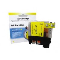 CARTUCCIA COMPATIBILE BROTHER LC123Y
