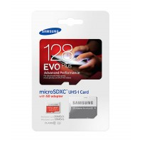SAMSUNG MICRO SD 128GB EVO PLUS