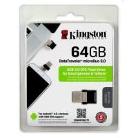 KINGSTON PENDRIVE 64GB DTDUO3