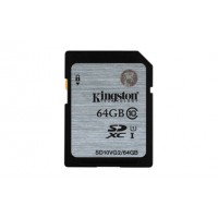 KINGSTON SECURE DIGITAL 64GB C10 V G2