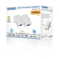 Bundle 2xMiniPowerline 500Mbps