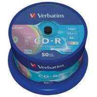 VERBATIM DATALIFE CD-R CB 50