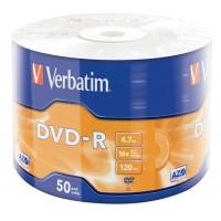 VERBATIM DVD-R 16X 50 CELL