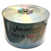 Traxdata DVD-R 16X 50 CELL