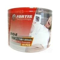 DVD-R FORTIS PRINTABLE