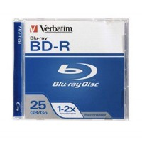 VERBATIM BLURAY 25GB IN JEWEL CF DA 5
