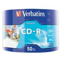 VERBATIM CDR PRINT CELL 50