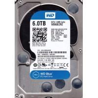 """HDD INT 3.5"""" 6TB BLUE"""