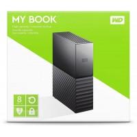 "WD MY BOOK HARD DISK ESTERNO 8TB 3.5"""