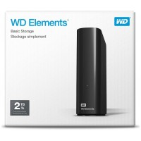 "WD ELEMENTS ESTERNO 2TB 3,5"" USB 3.0"