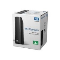 WD ELEMENTS HARD DISK ESTERNO 3TB 3.5""