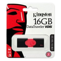 KINGSTON FLASHDRIVE DT106 16GB
