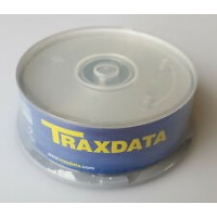 TRAXDATA DVD-R 16X 25