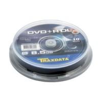 TRAXDATA DVD+DL 10 CAMPANA PZ